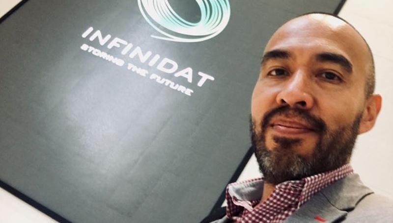 Infinidat presenta nuevos productos