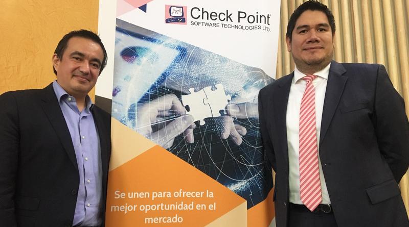 Aruba y Check Point se unen para asegurar redes extendidas