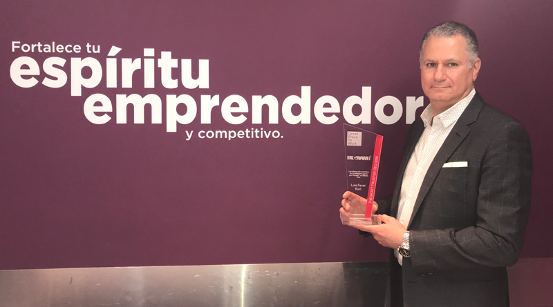 Luis Férez, uno de los mejores CEOs de México