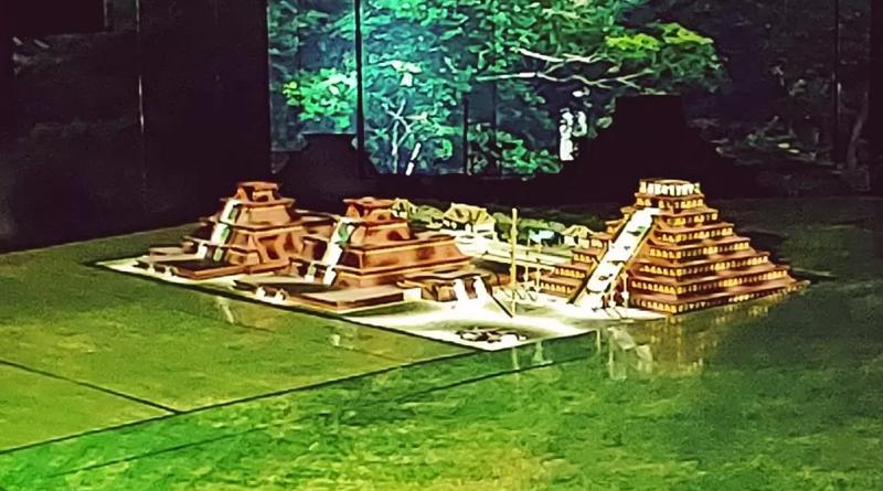 Samsung ayuda a renovar Sala del Museo de Antropología