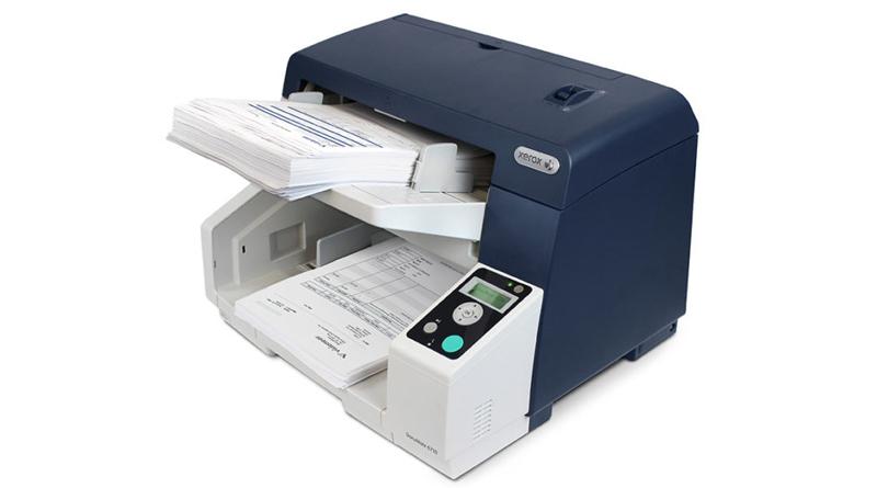 Nuevo escáner en paralelo Xerox acelera transformación digital