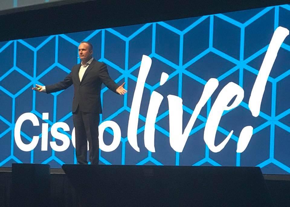 Cisco Live 2018 muestra la transformación del modelo de la empresa
