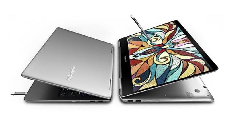 Samsung presenta dos nuevas computadoras