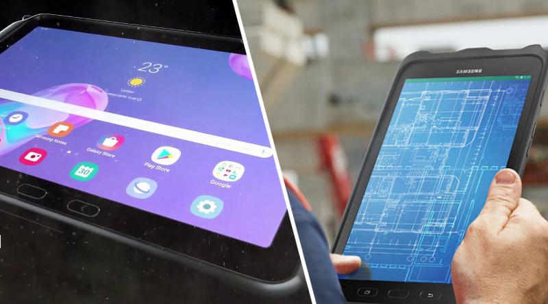 Samsung presenta tableta de uso rudo para la transformación digital