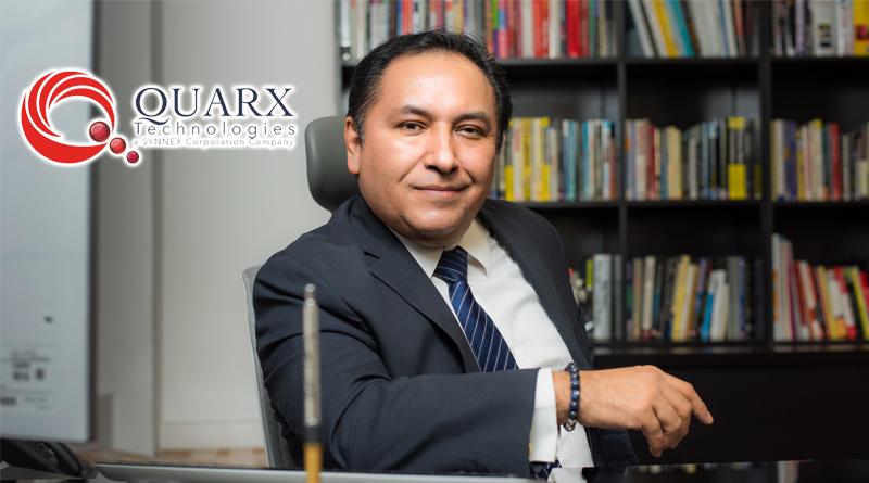 Quarx Technology se especializará en verticales: Héctor Lara