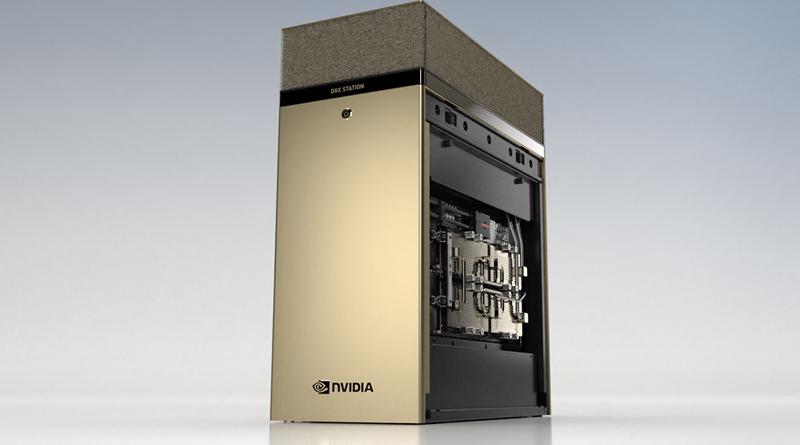 NVIDIA revela Data Center portátil