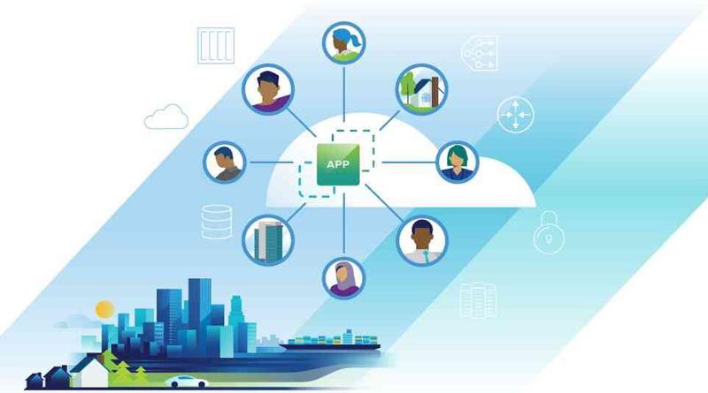 VMware presenta la estructura Modern Network
