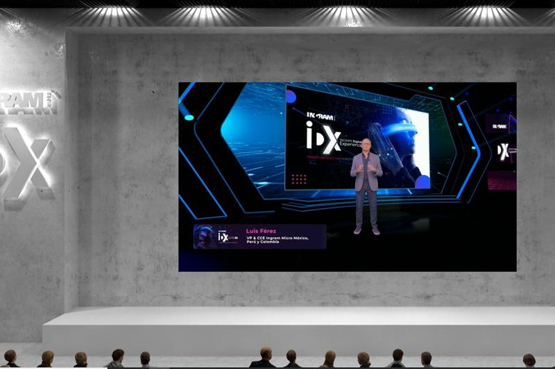 Ingram IDX 2021: Estamos en el negocio correcto