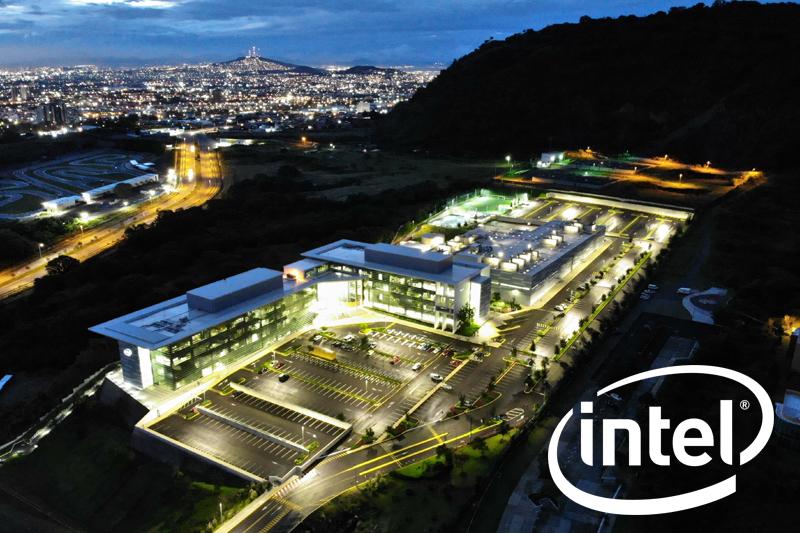 En alianza, Intel México y Costa Rica crean semiconductores